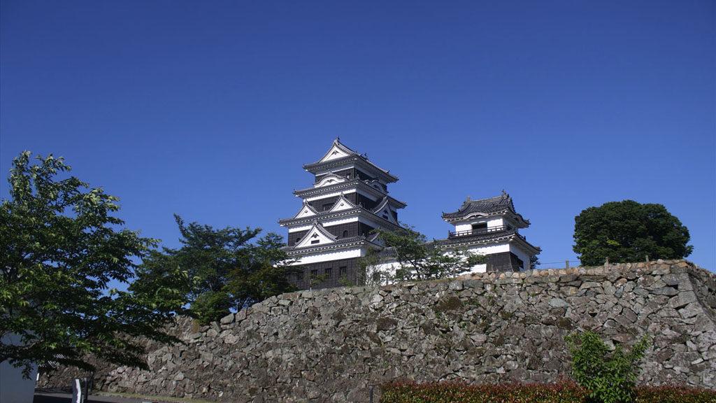 媛県大洲城