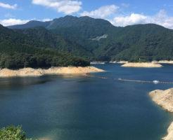 高知県早明浦ダム